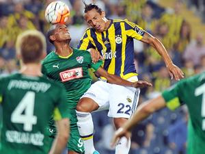 """Faty: """"Bursaspor'da kalmak istiyorum"""""""