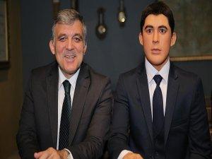 Abdullah Gül, Kayseri Lisesi Milli Mücadele Müzesi'ni ziyaret etti