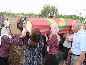 Vezneciler bombacısının cenazesine katılan HDP'liler için inceleme
