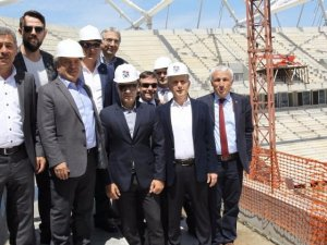Trabzonspor'a stat müjdesi