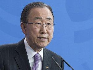 Ukrayna'dan BM Genel Sekreteri Ban'a tepki