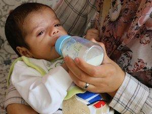 Salih bebeğin hayata tutunması ilik nakline bağlı