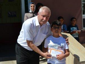 Kulu'da 9 bin 132 öğrenci karne aldı