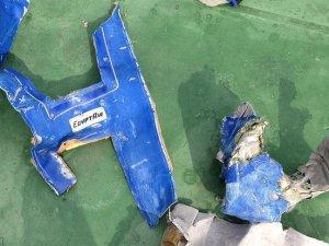 Mısır uçağının ikinci kara kutusu da bulundu