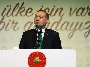 Erdoğan: Bunların da inlerine girdik, paralelin de inlerine girdik