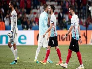 A Milli Futbol Takımı, puanla tanışamadı