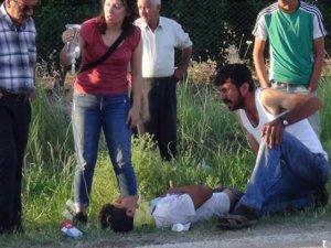 Adana'da midibüs devrildi: 32 yaralı