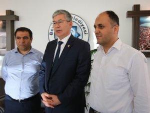 Milletvekili Babaoğlu'ndan Beyşehir'e yeni müjde!