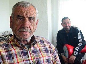 Fedakar babanın 40 yıllık mücadelesi