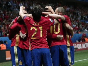 İspanya-Türkiye maçı İtalyan basınında