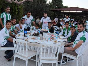 Tek Sevdam Konyaspor ailesi iftarda buluştu