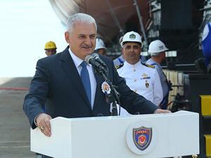 Başbakan Yıldırım: Güçlü ülke, güçlü orduyla mümkün