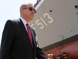 Cumhurbaşkanı Erdoğan: Kendi uçak gemimizi yapacağız
