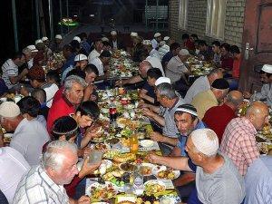 Ahıskalı Türklerin iftar geleneği