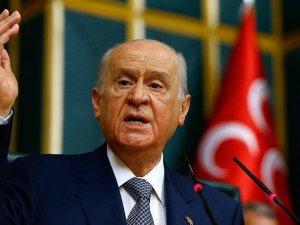 Bahçeli: Ayrı bir idari birim olan Akyurt'ta kongre yapmak yasal değil