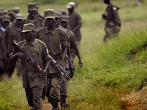 French train Ugandan troops for mountain warfare
