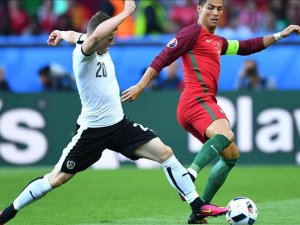 Euro 2016: Ronaldo miss sees Austria secure draw