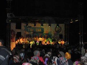 Seydişehir'de ramazan etkinlikleri ilahi konserleri ile devam ediyor