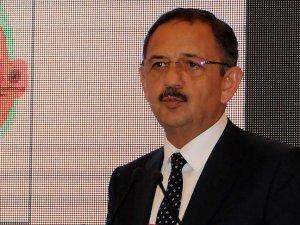 Özhaseki: Çevre Bakanlığı belediyelere rehber olacak