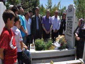 Yurttaki çocukları 'Ali Rıza babalarını' unutmuyor