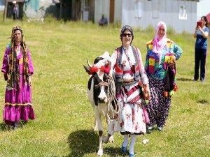 Göçerlerin ramazanda zorlu yolculuğu başladı