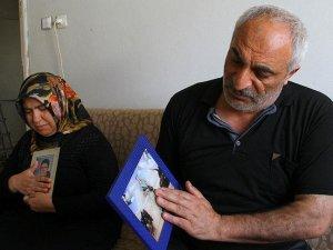 Kaçırılan askerin babasının en acı babalar günü
