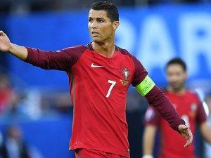 Ronaldo rekorlarına devam ediyor