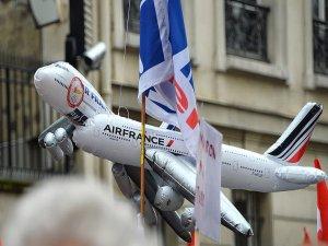 Air France pilotlarından yeniden grev kararı