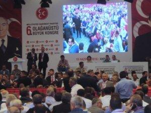 Kongrenin 10 Temmuz'da yapılması gündeme alındı