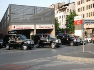 Erdoğan'dan sürpriz hastane ziyareti