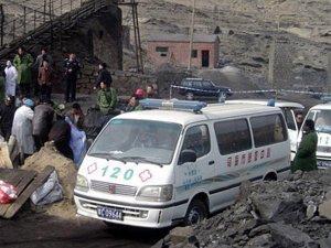 Çin'de maden ocağını su bastı: 8 kişi mahsur