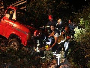 Kocaeli ve Bilecik'te trafik kazası: 1 ölü, 4 yaralı