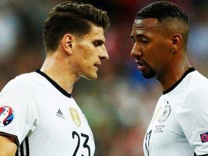 Mario Gomez Almanya'yı karıştırdı!