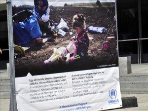 Syrian children 'not alone' on Refugee Day in Turkey