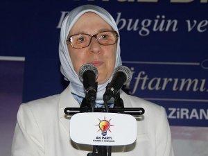Ramazanoğlu: Bundan sonraki siyasi adımlarda kadınlar güçlü yer alacak