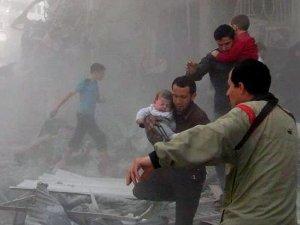 Suudi Arabistan'dan Suriye için çağrı