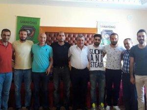 Sarayönü Belediyespor gümbür gümbür geliyor