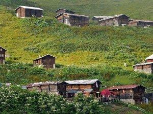 Köy evleri yangından korunacak