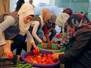 Lübnan'da ortak bir ramazan sofrası: SAWA Mutfağı