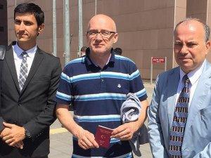Gazeteci Canikligil serbest bırakıldı