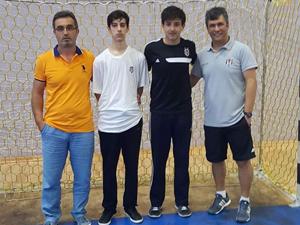 Yalovalı hentbolcuları, Beşiktaş Mogaz kaptı