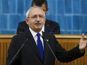 Kılıçdaroğlu: Danıştay Kanunu tümüyle siyasi
