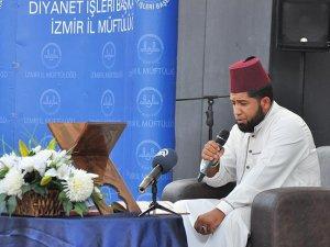 Dünya hafızlarından Kur'an-ı Kerim ziyafeti