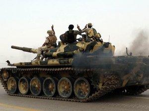 Libya'daki DAEŞ operasyonları: 36 ölü