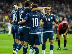 Copa America'da Arjantin ABD'yi 4-0 yenerek finale yükseldi