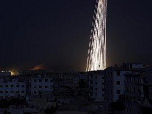 F-16'lar kalkmasın diye pist bombalandı