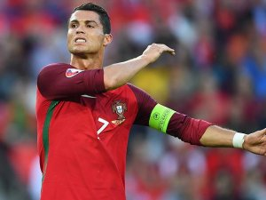 Ronaldo'dan beklenmedik hareket