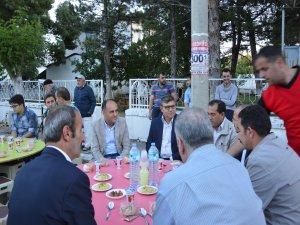Beyşehir'de şehitler ile ebediyete intikal eden gaziler için mevlidi şerif