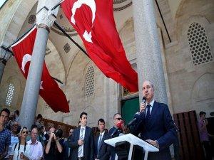 Piri Mehmet Paşa Camisi yeniden ibadete açıldı
