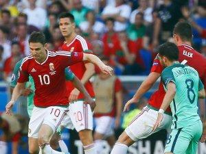 Portekiz ile Macaristan 3-3 berabere kaldı